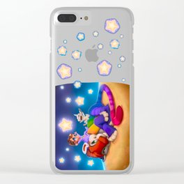 Welcome to the Universe Clear iPhone Case