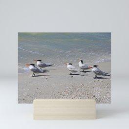 Any Way the Wind Blows Mini Art Print