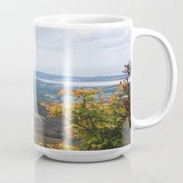 Views from above Coffee Mug