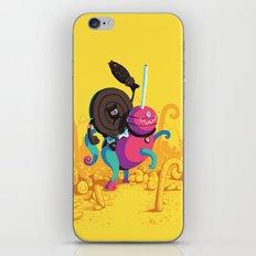 Kaiser Licorice III iPhone & iPod Skin