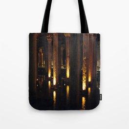 Light Underground!  Tote Bag