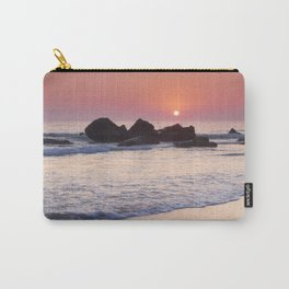 Encendida Beach At Sunset. Sancti Petri. Carry-All Pouch