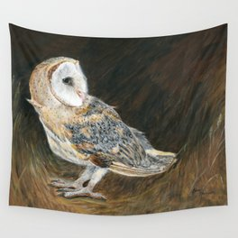 The Night Hunter by Teresa Thompson Wall Tapestry