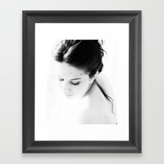 The Sense III Framed Art Print