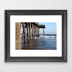 OceanCity;NJ2 Framed Art Print