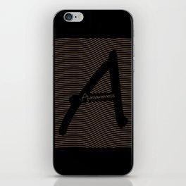 Awesomeness iPhone Skin