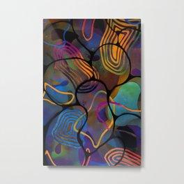 Inner Architecture Metal Print