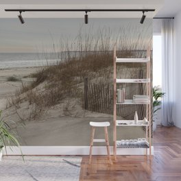 Beach Dunes with Sea Oats Wall Mural