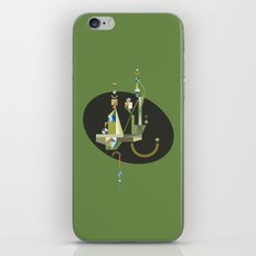absinthe: green iPhone & iPod Skin