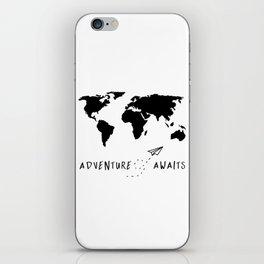 Adventure Map II iPhone Skin