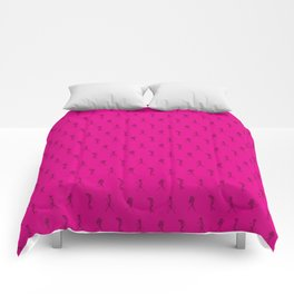 Silhouettes Comforters