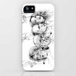 Kuba iPhone Case