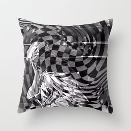 Orders of simplicity series: Lost Throw Pillow
