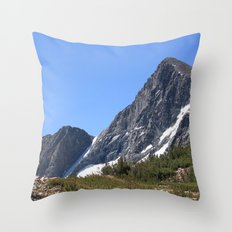 Mount Dana Throw Pillow