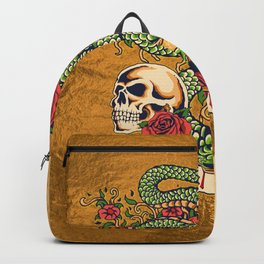 Real Poison Backpack