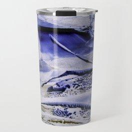 Melting Glacier Travel Mug