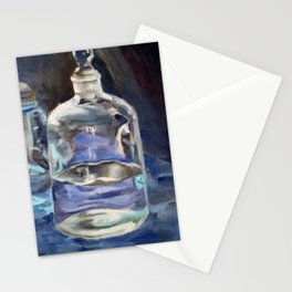 Glass Jar Stationery Cards