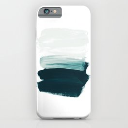 brushstrokes 13 iPhone Case
