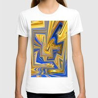 alchemy T-shirts featuring Attempted Alchemy by David  Gough