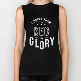 Keg of Glory Biker Tank