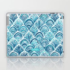 NAVY LIKE A MERMAID Laptop & iPad Skin