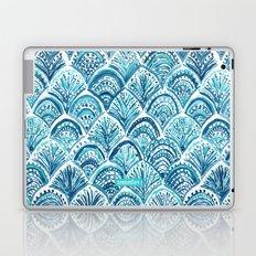 NAVY LIKE A MERMAID Laptop & iPad Skin