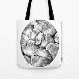 asc 628 - Les pêches de l'empereur (More juicy fruits) Tote Bag