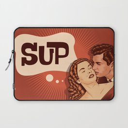 yo sup Laptop Sleeve