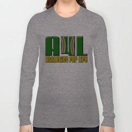 Oakland A's Shirt Design Long Sleeve T-shirt