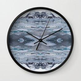 ICE Treasure Wall Clock
