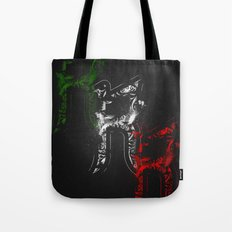R - is for Rare - color version Tote Bag