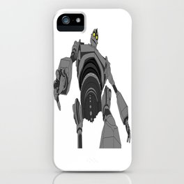 Iron Giant. iPhone Case
