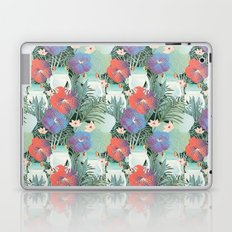 frog garden Laptop & iPad Skin
