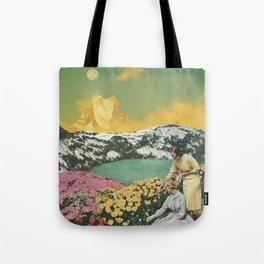 Golden Eden Tote Bag