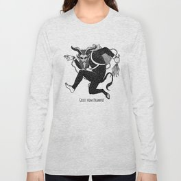 Krampus Long Sleeve T-shirt