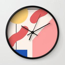 Gâteau! Wall Clock