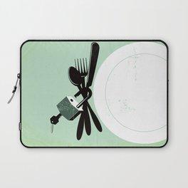 "Glue Network Print Series ""Hunger"" Laptop Sleeve"