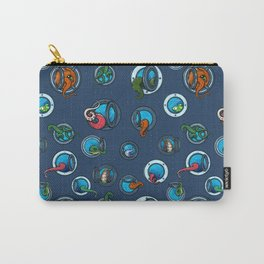 Portholes Carry-All Pouch