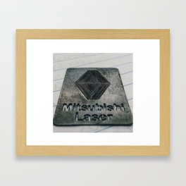 Laser Cut Framed Art Print