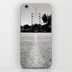 Bowling architecture iPhone & iPod Skin
