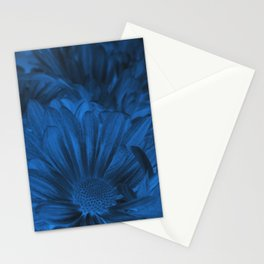 Midnight Blues Stationery Cards