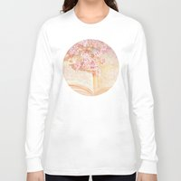once upon a  time Long Sleeve T-shirts featuring ONCE UPON A TIME ... by INA FineArt