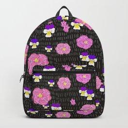 viole e rose Backpack