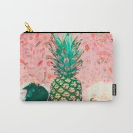 Guinea pig and pineapple Carry-All Pouch