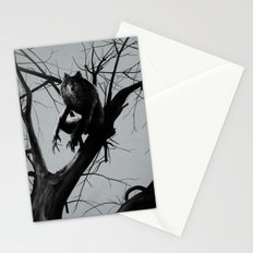 Werewolf Stationery Cards