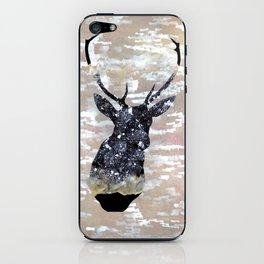 Shine On, My Deer iPhone Skin