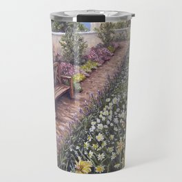 Cowbridge Physic Garden Travel Mug