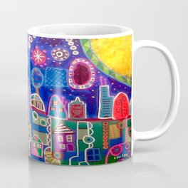 The Town Where I Was Born Coffee Mug