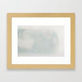 Angst#3 Framed Art Print