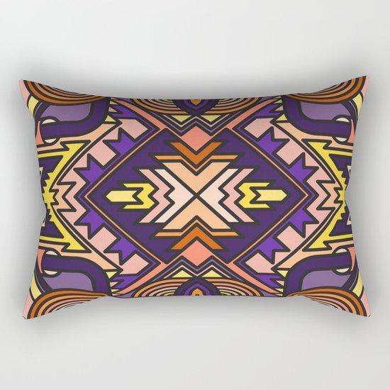 Everywhere Rectangular Pillow